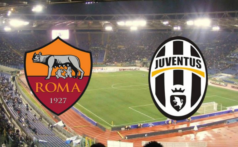 Jadwal AS Roma vs Juventus